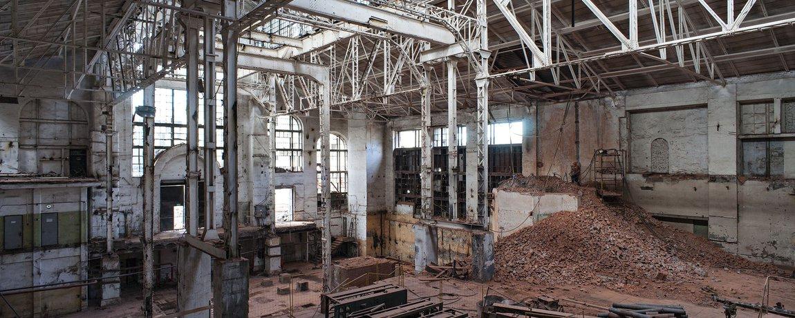 Объект культурного наследия, состоящий из комплекса зданий и сооружений электростанции ГЭС-2, построенного в 1905-1907 годах