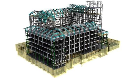 Проектирование нового строительства