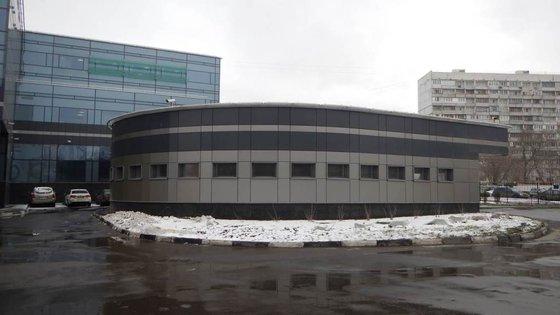 """Определение возможности установки серверного и вентиляционного оборудования в здании главного офиса """"АКАДО"""""""