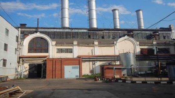 Здания ГЭС-2, блока электропитания, ГРУ-6, ОЗАП, щита управления, очистных сооружений и трансформаторной подстанции