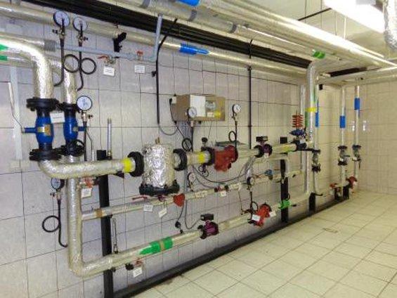 Обследование инженерных систем. Обследование узла учета тепловой энергии, расположенного в подвальном этаже здания