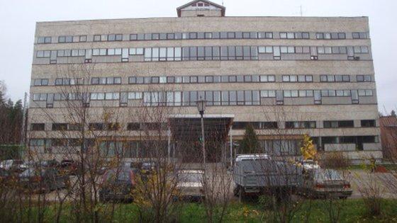 Здания аналитического  корпуса  и надземных переходов ИПТМ РАН