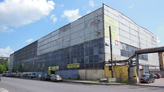 Здание Авиационного учебного центра ООО «Учебный центр «Алмаз-Авиа»
