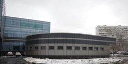 Общий вид обследуемого здания паркинга