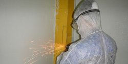 Отбор образцов металла для проведения лабораторных испытаний на растяжение