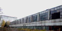 Фасад обследуемого здания завода гальванического производства